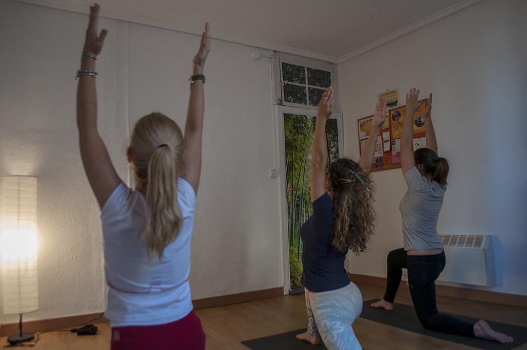 yoga en Salamanca